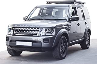 Front Runner Slimline II 3/4 Roof Rack Kit Compatible with Land Rover Discovery LR3/LR4
