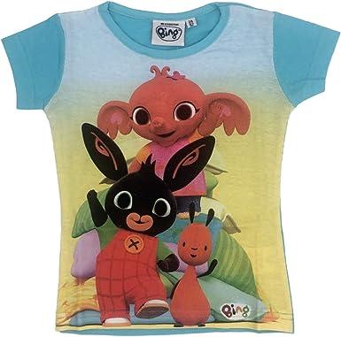 -Bing Camiseta de conejo talla 1 2 3 4 5 años