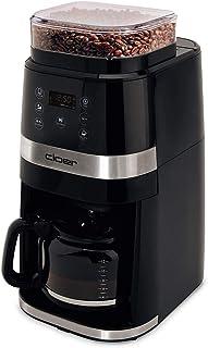 cloer 5340 filterkaffe-bil med måleri, målningsinställning, glaskanna för upp till 12 koppar, timer- och varmhållningsverk...