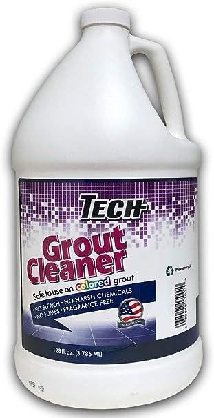 Amazon Com Tech 17001 Grout Cleaner 128 Oz Home Kitchen