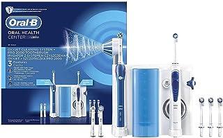 Oral-B Pro 2000 Center OxyJet OC501 + Pro 2000 Diş Fıçası OC501.535.2 Diş Bakım Seti