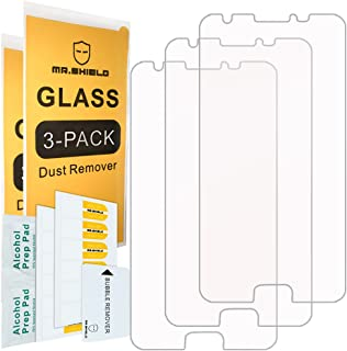 [3-Pack]- Mr.Shield for Samsung Galaxy J3 Eclipse [Tempered Glass] Screen Protector [Japan Glass with 9H Hardness] with Lifetime Replacement
