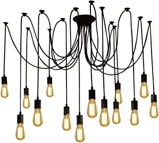 Best chandelier spider lamp Reviews