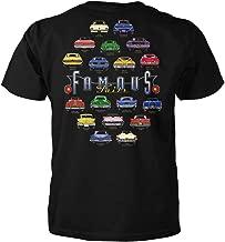Quality Classics Famous Tails Classic Cars Vintage Classic Cool T-Shirt