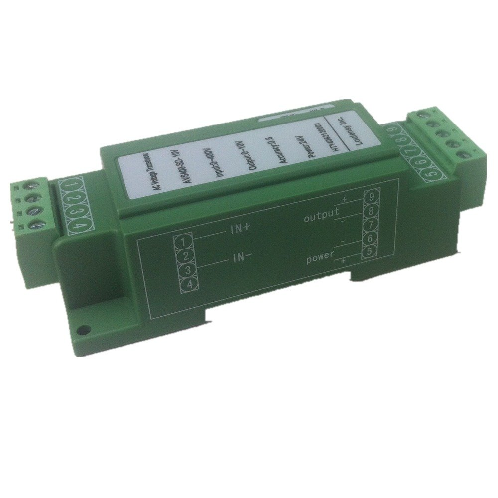 DC Voltage Transducer Sensor Columbus Mall Max 67% OFF Inp Transmitter Transformer