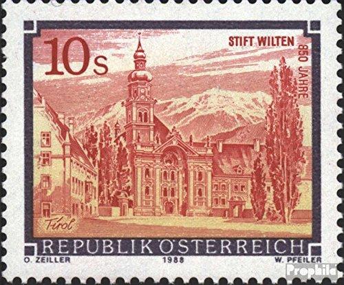 Prophila Collection Österreich 1915 (kompl.Ausgabe) 1988 Klöster und Stifte (Briefmarken für Sammler) Christentum