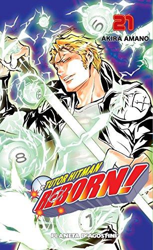 Tutor Hitman Reborn nº 21/42 (Manga Shonen) (Spanish Edition)