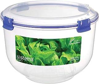 "Sistema ""Klip it"" Lettuce Crisper, Transparent, 3.5 Litre"