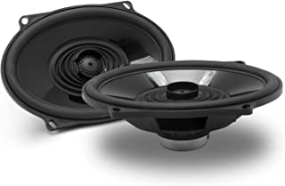 "Rockford Fosgate TMS57 5""x7"" Full Range Coaxial Replacement Speakers for 1998+ Harley Davidson Models / 100 Watts RMS / 20..."