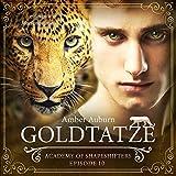 Goldtatze: Academy of Shapeshifters 10
