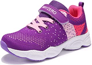 Vivay Kids Tennis Shoes Breathable Athletic Running Sneakers Boys & Girls