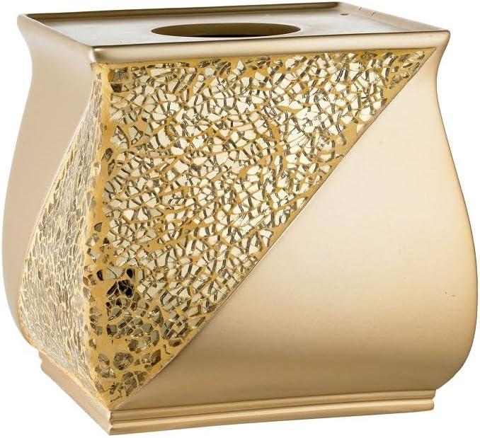 Popular El Paso Mall Bath Max 40% OFF Champagne Sinatra Tissue Box