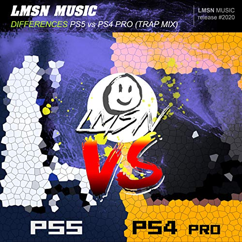 Differences: PS5 vs. PS4 Pro (Trap Mix)