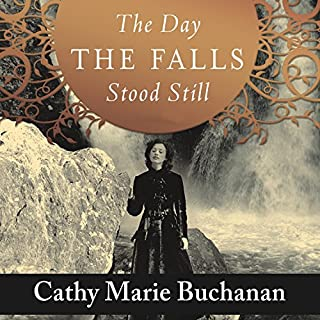 The Day the Falls Stood Still audiobook cover art