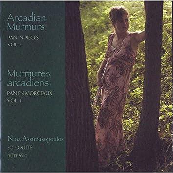 Debussy, Golightly, Thilloy: Arcadian Murmurs