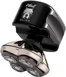 Skull Shaver Silver PRO Elektrisch Scheerapparaat voor hoofd en gezicht (USB-lader)