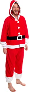 Silver Lilly Unisex Pajamas - One Piece Cosplay Holiday Santa Claus Costume