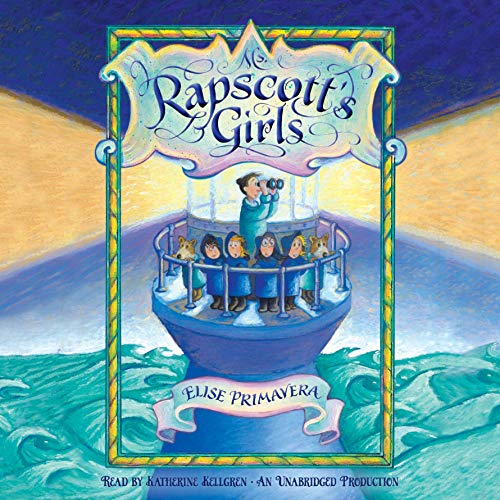 Ms. Rapscott's Girls audiobook cover art