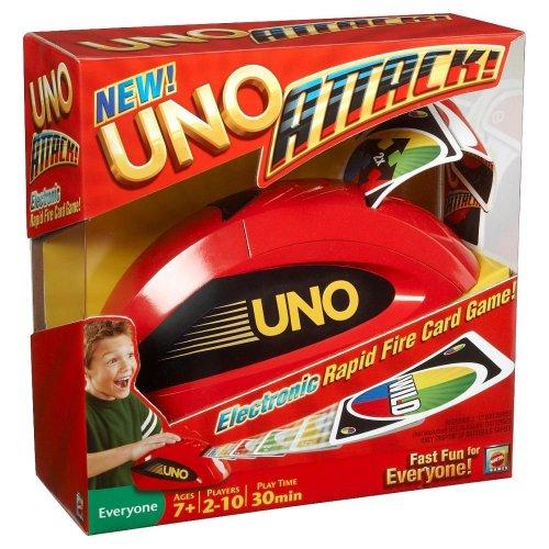 UNO Attack Card Game Original Version