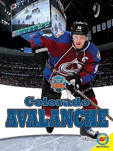 Colorado Avalanche (Inside the NHL) by Erin Butler (2015-07-15)
