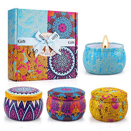 Yinuo Candles Gift Set