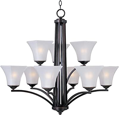 Amazon.com: WOODBRIDGE iluminación 13015stn-m00wht North Bay ...