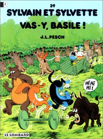 Sylvain et Sylvette, tome 39 : Vas-y Basile