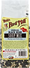 Bobs Red Mill Black Beans Soup Mix 26.0 OZ(Pack of 2)