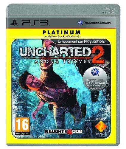 Sony Uncharted 2 - Juego (No específicado)