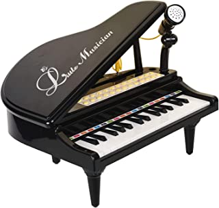 Rabing Piano Toy Keyboard for Kids 31 Keys Toy Piano with Mi