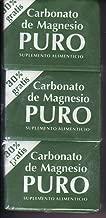 bicarbonato de magnesio puro