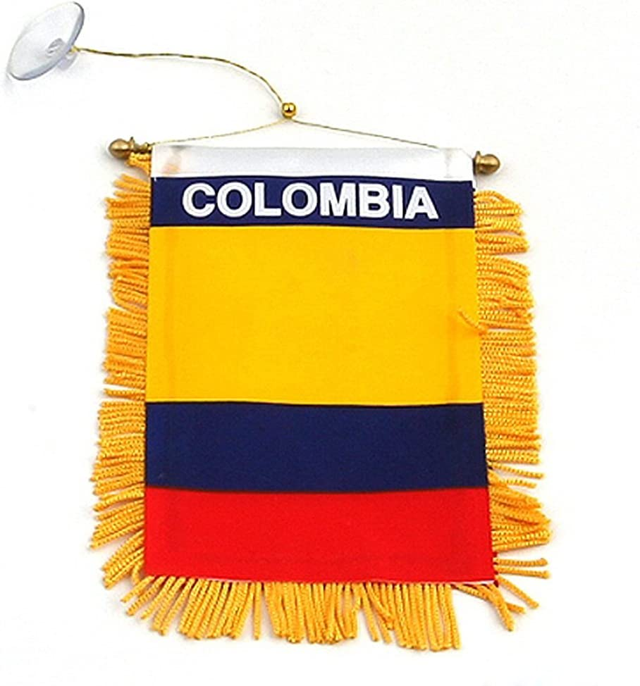 Over item handling Max 65% OFF Rasta NYE World Mini OSFM Banner-Colombia