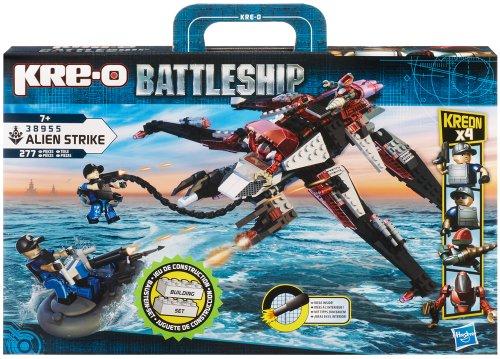 Hasbro - KRE-O 38955983 - Battleship Alien Strike