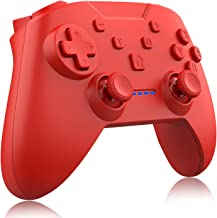Sponsored Ad - iHosok Wireless Pro Controller for Nintendo Switch/Switch Lite Console & PC, Rechargeable Remote Gamepad wi...
