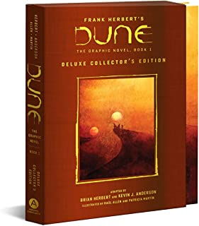 Dune: The Graphic Novel, Book 1: Dune: Deluxe Collector's Edition, 1