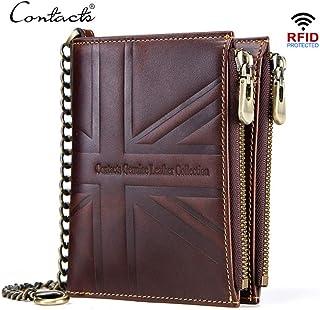 Accessoires brun Blancho Bedding Prime carte de crédit Cartes de sac à fermeture porte-monnaie Cartes