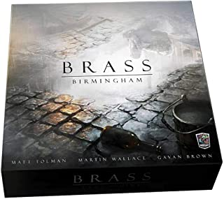 Roxley Games Brass Birmingham Board Games