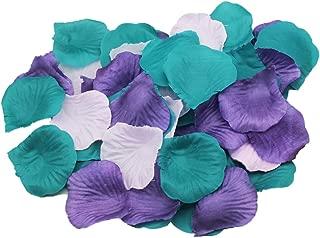 Best wedding table confetti purple Reviews