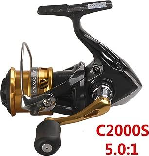 New C2000Hgs 2500Hgs C3000 C3000Hg Spinning Fishing Reel 5Bb Hagane Gear Saltwater Carp Fishing Reel Carretilha