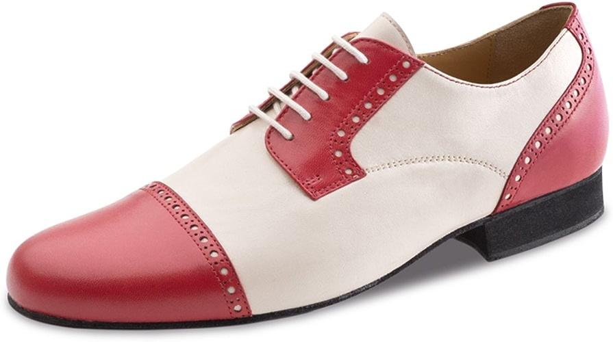 Werner Noyau, Chaussures de Danse Homme 28051Cuir [grandur Normale]