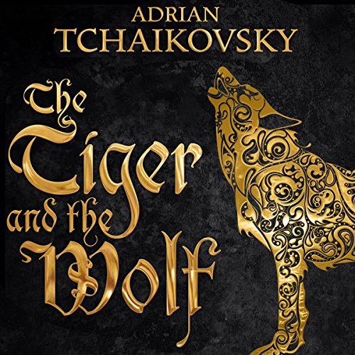 The Tiger and the Wolf audiobook cover art