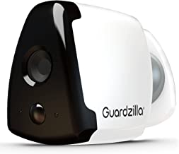 Guardzilla Outdoor HD WiFi Security Camera with Night Vision and Weatherproof Construction (2018 Version)