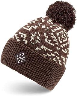 قبعة رجالي Silverton من Dakine باللون البني المصمت، مقاس واحد