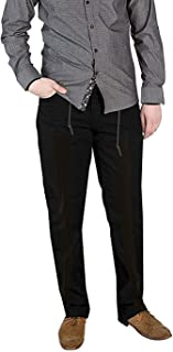 Mens Duke D555 Basilio Fully Elasticated Rugby Trousers Draw String Waist Pants
