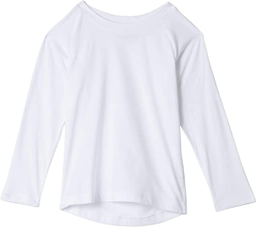 YOHA Girls Spring Turtleneck Top Blouse Shirt Long Sleeve Toddler Casual Shirt