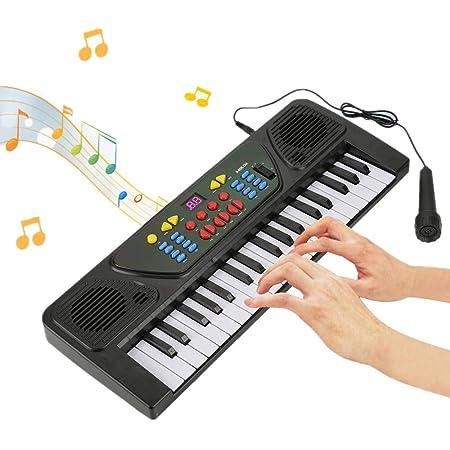 Teclado eléctrico Piano Digital, 37 Teclas Teclado Digital ...
