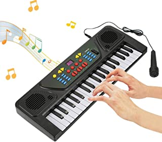 Jadpes 37-Key Electric Keyboard Piano, Kids Digital Instrume