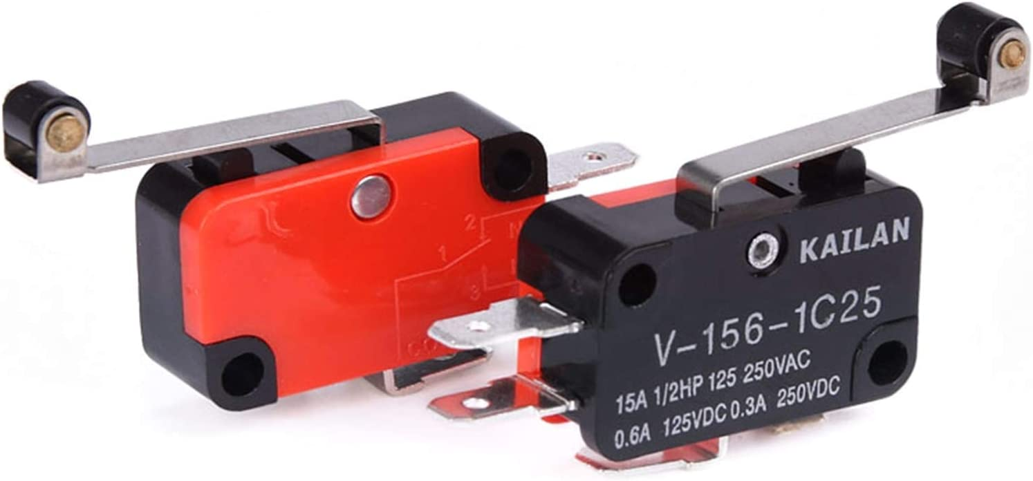 XIALITR Micro Switch 1PCS V-156-1C25 Overseas Super special price parallel import regular item The Push 15A
