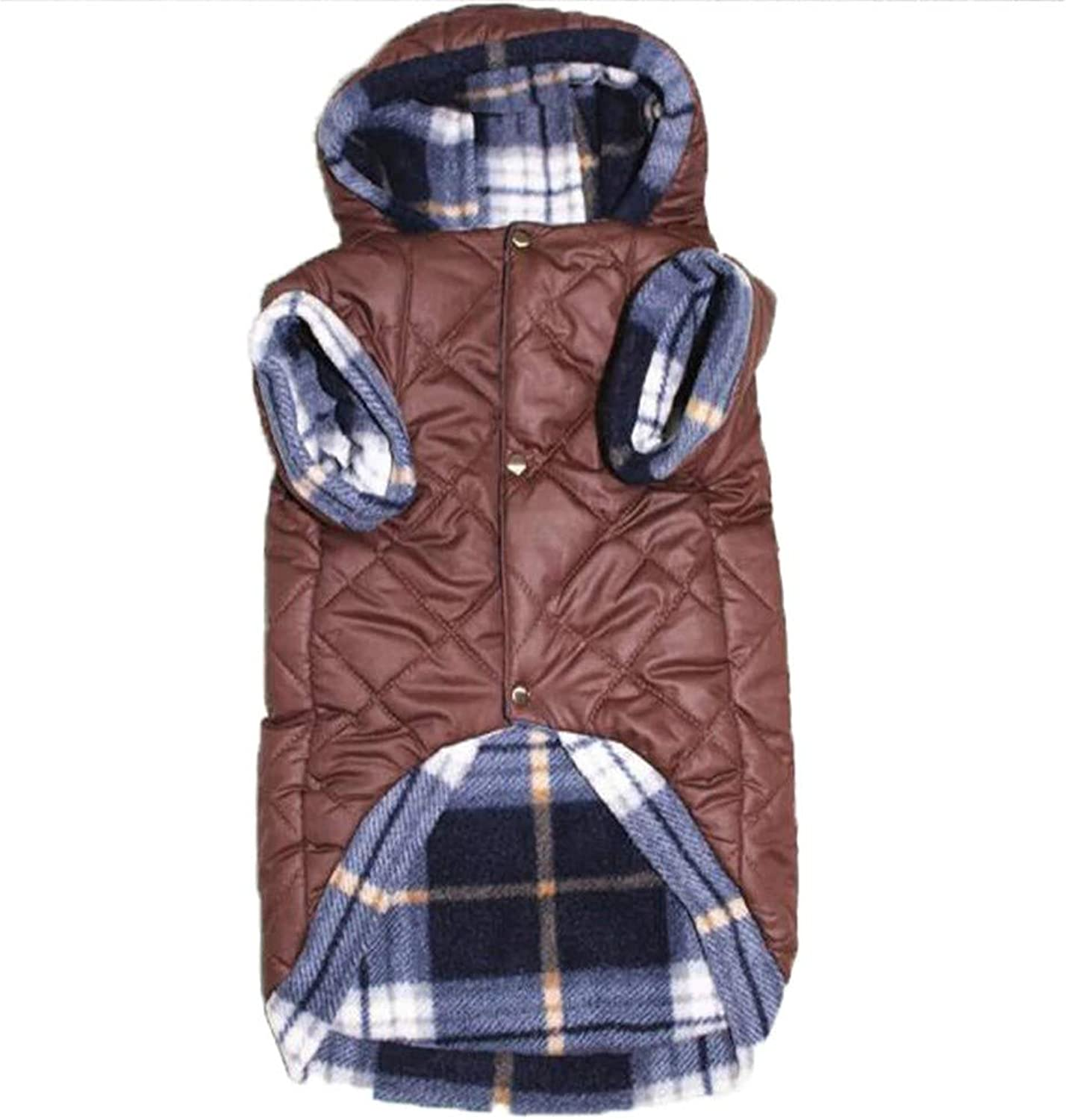 AITU Ropa Para Mascotas Warm Puppy Wearing Pet Clothes In DoubleSided Clothes