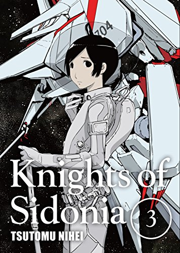 Knights of Sidonia Vol. 3 (English Edition)